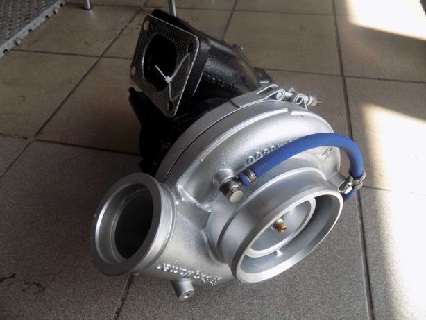 Turbosprężarka Mercedes-Benz 12,8L KOMBAJN DO BURAKÓW