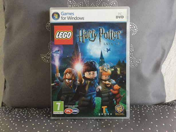 Gra PC DVD LEGO Harry Potter