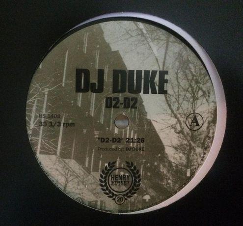 DJ Duke – D2-D2 (novo / mint)