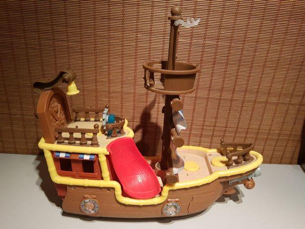 Statek fisherprice Jake i piraci z Nibylandii