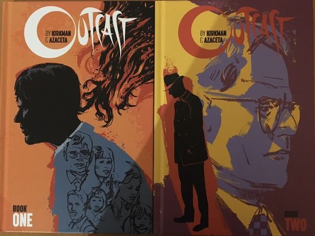 Outcast (комікс)