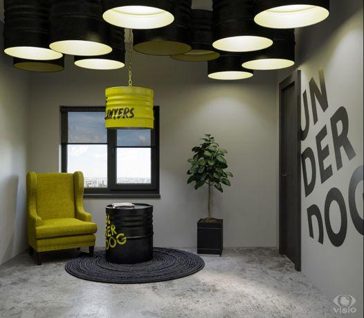 3D визуализация интерьера (квартиры, офиса, магазина)