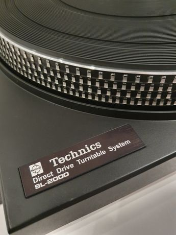 Technics SL 2000 Logo