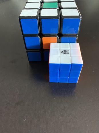 Kostka mini wittwo witeden 3x3 kolorowy plastik