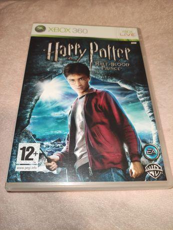 Harry Potter i książę półkrwi Xbox 360 UNIKAT BDB