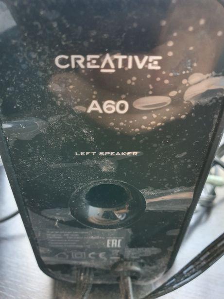 Głośniki multimedialne Creative a60