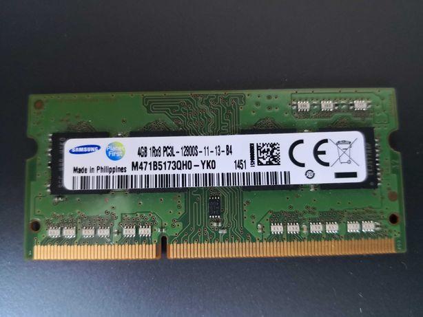 Pamięć RAM Samsung DDR3L 4GB 1600MHz SO-DIMM