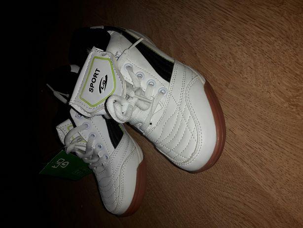 Sprzedam nowe adidasy białe ŁiD Kids roz 31