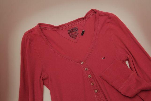 Tommy Hilfiger рр S-M блуза из легчайшего хлопка