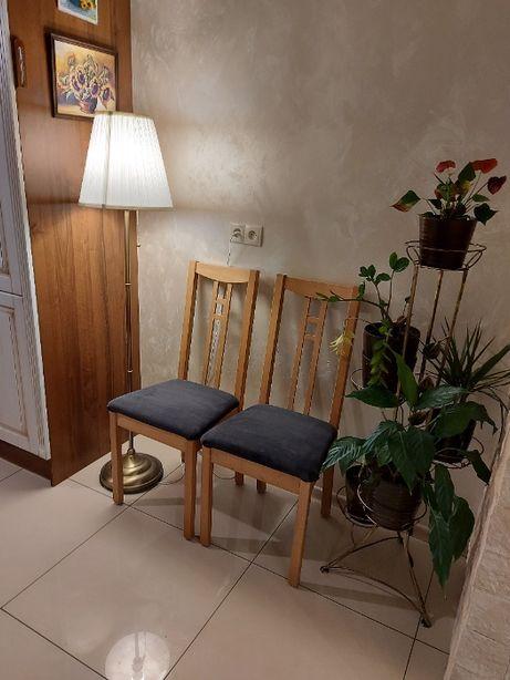 Krzesła ( 2 szt ) , polecam