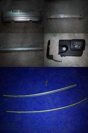 Chaparia e Material Exterior Audi TT - 2000