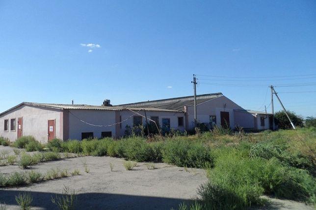 Майно банкрута - молокозавод в с.Хрещенівка, Херсонської області