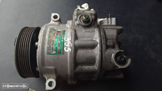 Compressor Ar Condicionado A/C Audi / VW  / Seat /Skoda  2.0 TDI REF:1K0820803S