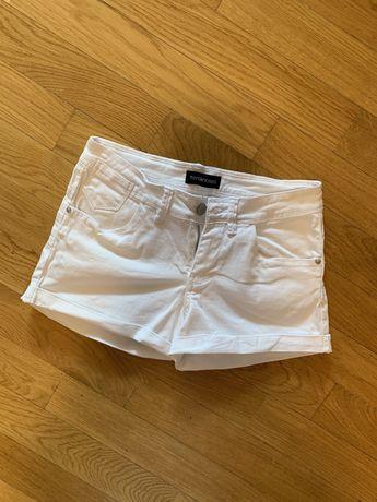 Шорти жіночі terranova/ шорти білі/ женские шорты/ шорты белие