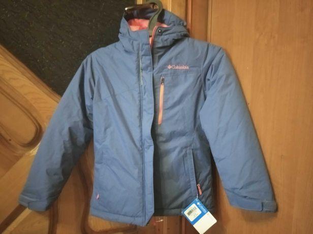 Columbia. Куртка лыжная, термо для девочки. Размер S.