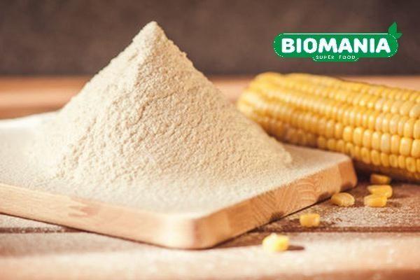 Мука кукурузная цельнозерновая 50 кг.