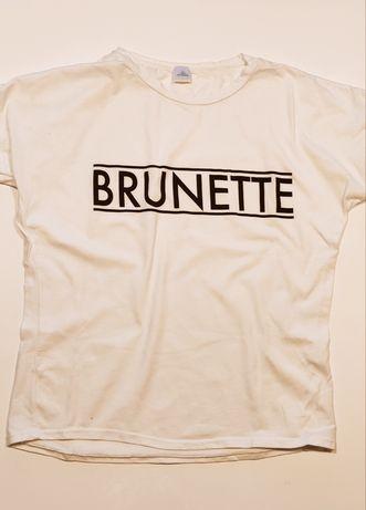 Koszulka t-shirt Brunette Selfieroom rozmiar S
