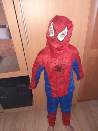 Stroj karnawalowy Spider-Man