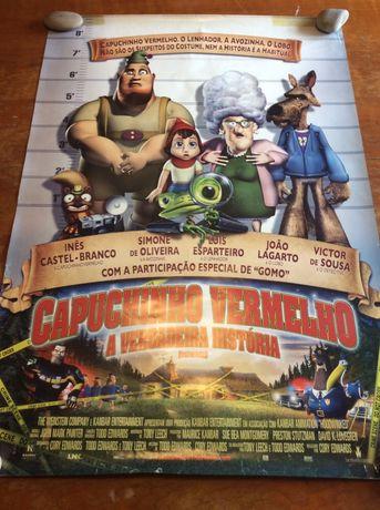 Poster Cinema Banda desenhada
