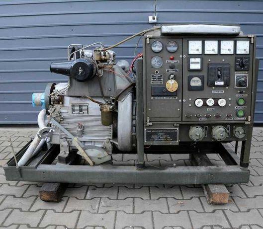 Agregat prądotwórczy 8kW diesel PAD8 3/400 WP ANDORIA