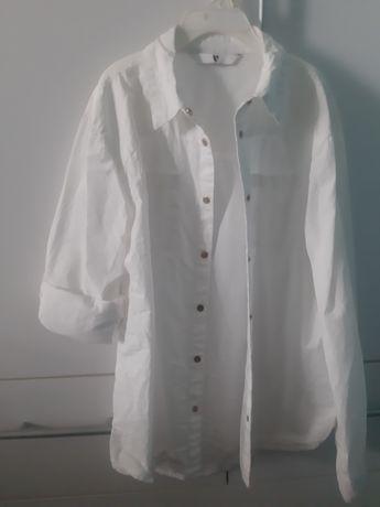 Белая рубашка на рост 146