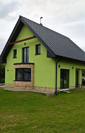 Dom wolnostojący, Niemica, 120 m kw