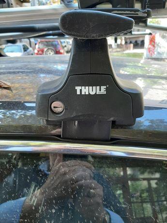 Упоры THULE на багажник. VW B8, B7
