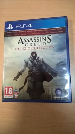 Assassins Creed The Ezio Collection PL PS4