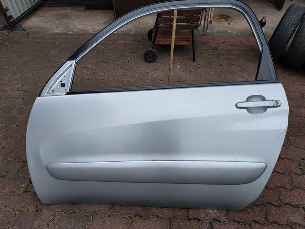 Drzwi lewy przód lewe przednie Toyota RAV4 rocznik 2005