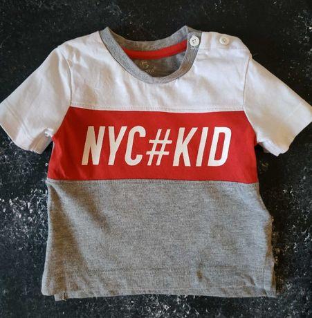 Детская модная футболка