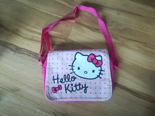 Torebka Hello Kitty nowa piórniki