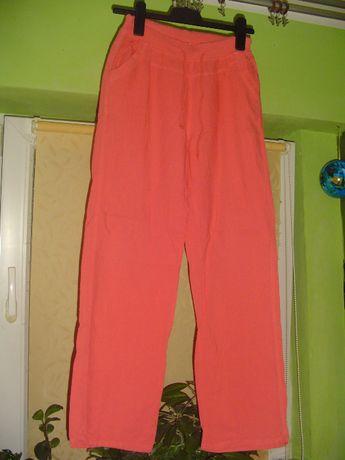 letnie spodnie damskie roz 44