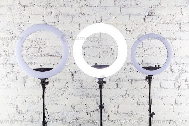 Кольцевая LED лампа LUMERTY™|свет для фото|селфи| визажиста|блоге
