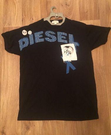 Мужская футболка Diesel. Футболка Дизель, размер XXL.