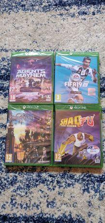 Jogos Xbox One - novos e selados