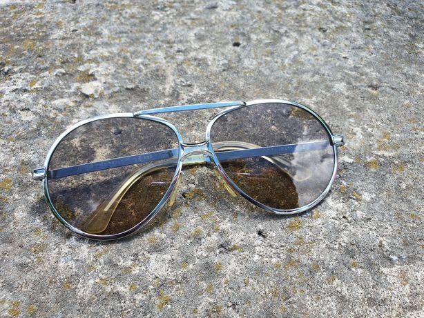 Вінтажні окуляри Польща 80-роки,скло,лчки винтає ретро раритет