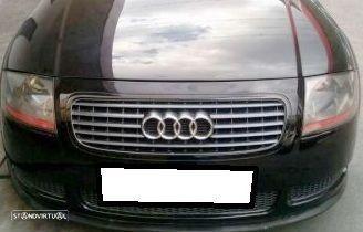 Frente de Choque Completa Audi TT
