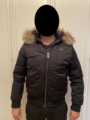 Зимова чоловіча куртка Нова / Зимняя мужская куртка Новая