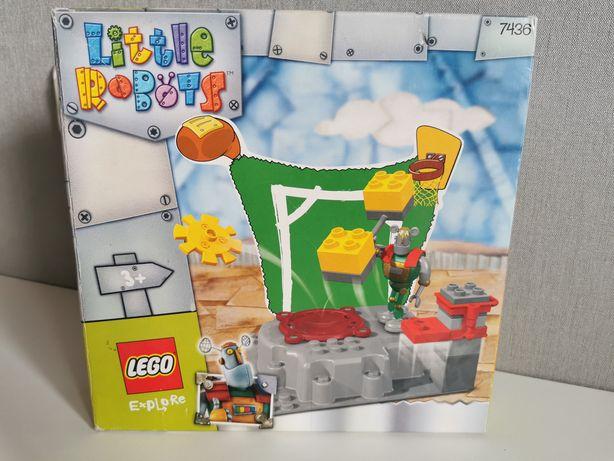 LEGO Duplo Little Robots 7436 Спортивный зал с батутом НОВЫЙ