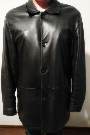 Кожаная куртка Cadaobao (Италия)