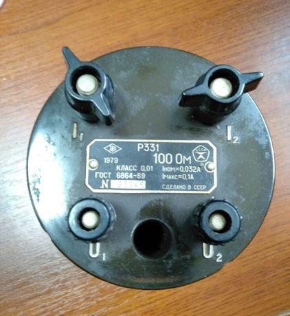 Міра електричного опору Р331