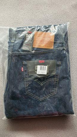 Spodnie Levi's 501 r31/34
