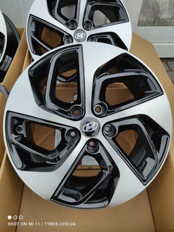 Диски для Hyundai Ix35 Ix55 Tucson New 5*114_3 17 18 19