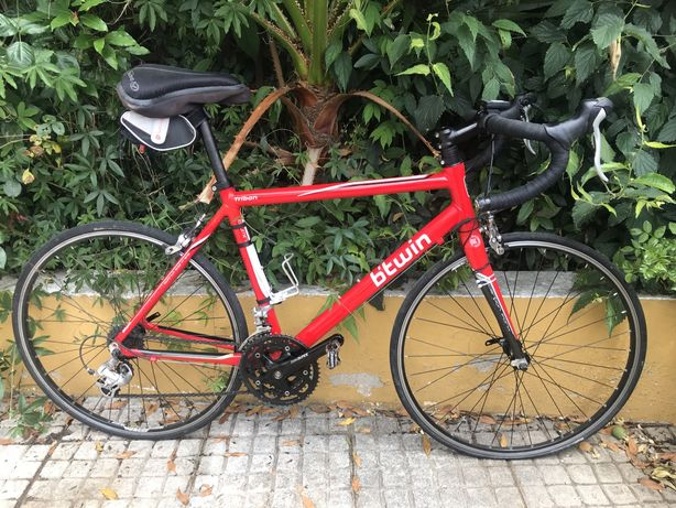 Bicicleta estrada Btwin Triban 3