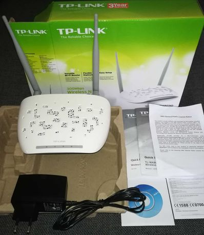 Access Point Wireless / Repetidor de Sinal Wi-Fi TP-link