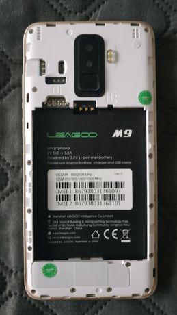 Leagoo M9 на ремонт или запчасти.