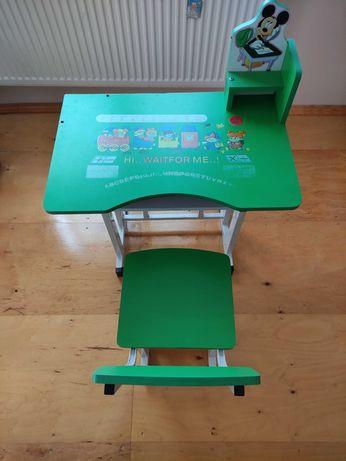 Дитячий стіл для навччання з регулюванням висоти (комплект)
