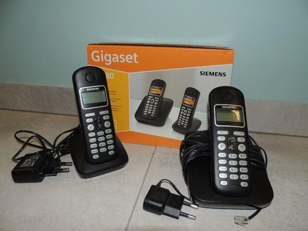 Telefon stacjonarny Siemens AL-280 Duo