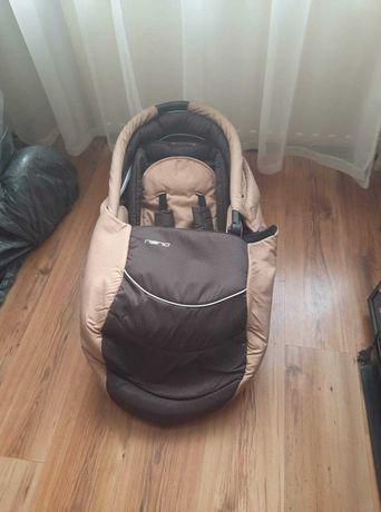 wózek dziecięcy + nosidełko
