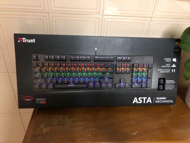 Trust GXT 865 Asta Teclado Gaming Mecânico (PT)